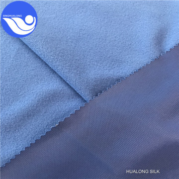 best quality super poly warp knit fabric