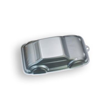 Aluminum Alloy Car Shape Cake Baking Mould