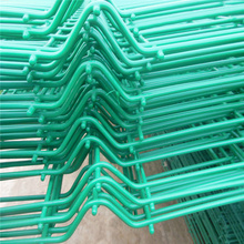 pvc coated wire mesh fencing