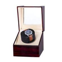 Wooden Single Watch Winder Box