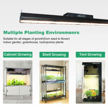 Pro LED Grow Light G220 With Efficient Design