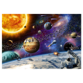 GIBBON High Quality Puzzles Adults Jigsaw Puzzle Space