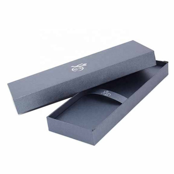 Black Square Cardboard Gift Pen Pckaging Box