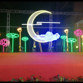 STAGE DECORATION NEON SIGN