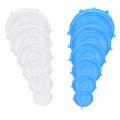 white-blue-12pcs