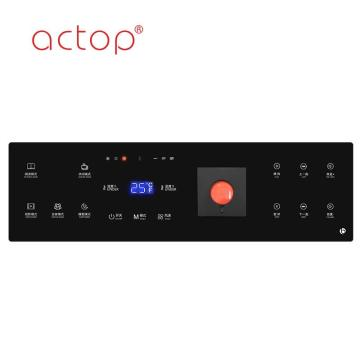 ACTOP new type glass touch thermostat switch