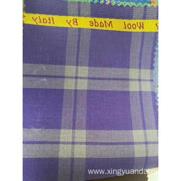 Top quality Custom 220S woolen suits fabric