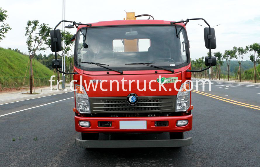 tipper crane truck for sale 1