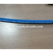 Flexible hose hydraulic pump water air hose