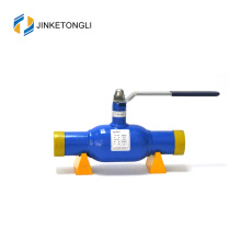 Export products list lpg welding type fully welded ball valve goods from China
