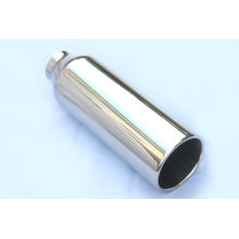 Single Wall Exhaust Tips For Exhaust Systems