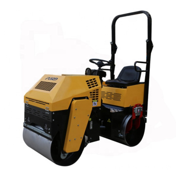 Heavy Body High Power Double Drum  Road Roller (FYL-880)
