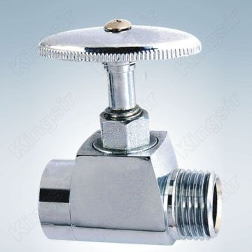 Braed Stop Valve Goge Chromed