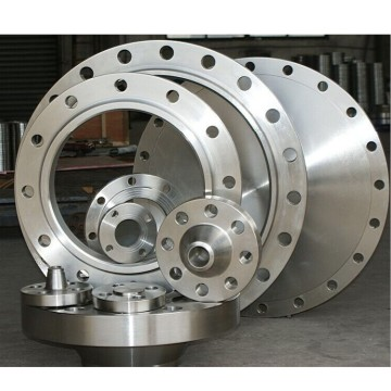 ASME B16.47 series B slip on flanges