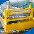 Hot selling roof metal tile machine from china