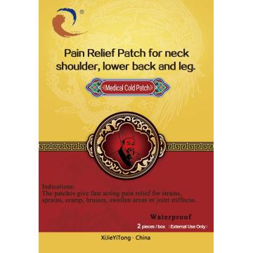 Pain Relief Patch For Neck Shoulder Lower Back