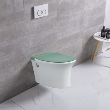 Best Price Bathroom Rimless Ceramic Toilet