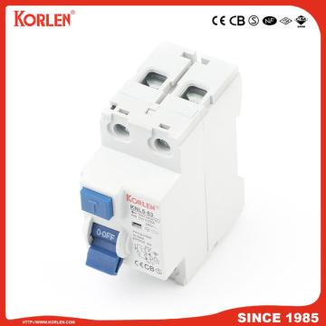 Residual Current Circuit Breaker 6KA 4P A/AC/S TYPE