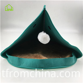 green pet nest