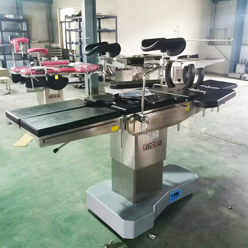 Stainless Steel Electric OT Table