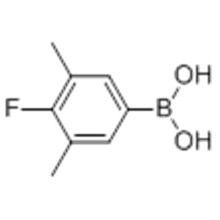 3,5-DIMETHYL-4-FLUOR-PHENYLBORSÄURE CAS 342636-66-2