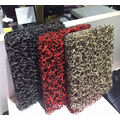 Factory Directly doubles colors pvc car mat