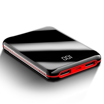 Hot Sale 2 Usb mobile Power Bank 5000mAh