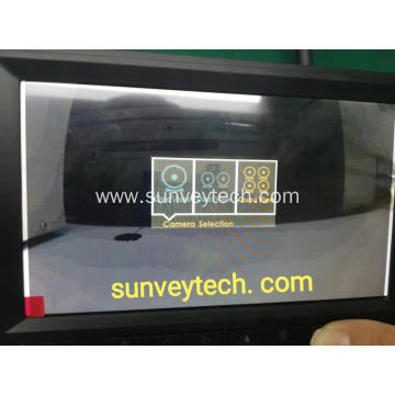 1080P Backup Kamera uye Monitor Kit Dhijitari Wireless