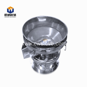 450 type liquid vibrating sieve filter machine