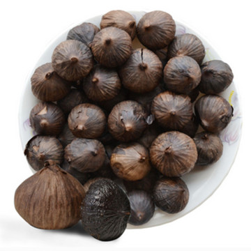 High-standard Single bulb black garlic