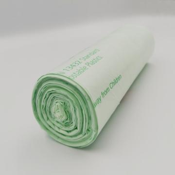 100% Biodegradable Compostable Bioplastic Bag