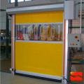 Nouveau Design Rapid Rapid Roller Door
