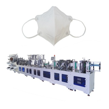 Fully automatic mask production line