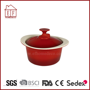 Colorful Enamel Cast Iron Cookware