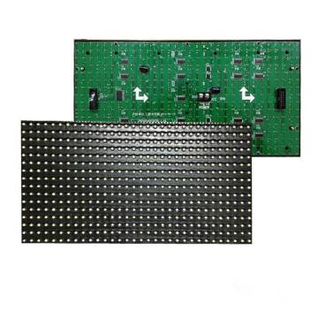 P2.5 indoor flexible LED module curved screen