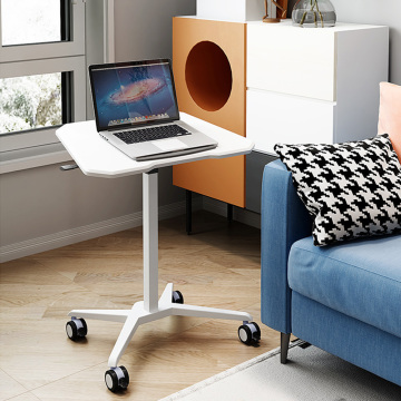 Mobile sofa side desks