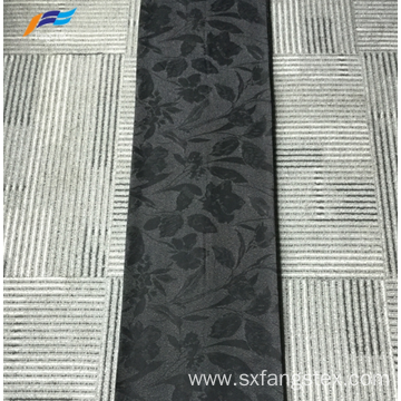 Cusrom Polyester Marvijet Jacquard Formal Black Fabrics