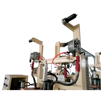 Scaffolding Verticle Connection Pipe Welding Machine