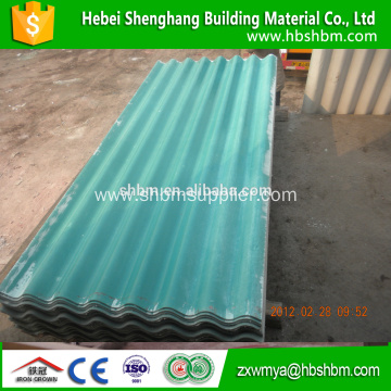 High Strength Fireproofing MgO Roofing sheets
