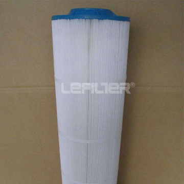 RO cartridge filtration multi-fold filter