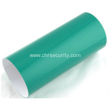 Green high intensity reflective sheeting​