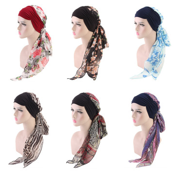 Europe style bandanas headwrap turban pirate cap