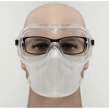 CE approval Anti fog Medical full protective googles