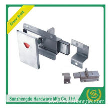 SDB-035SS White Most Aluminum High Security Anti-Theft Door Latch Barrel Bolt