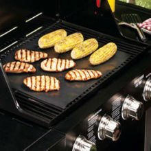 PTFE Non-stick BBQ Hotplate Liner ,40*50cm , Suitable For All Kinds Of BBQ Grills