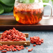 Organic goji berry fruit wolfberry fruit with nutritions