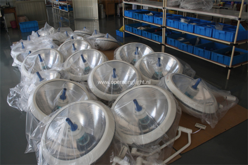 Single dome ceiling halogen operation light OT lamp