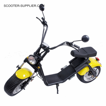 Citycoco 1200w 2000w battery scooter ce certificate