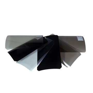 Colorful rigid PS plastic film