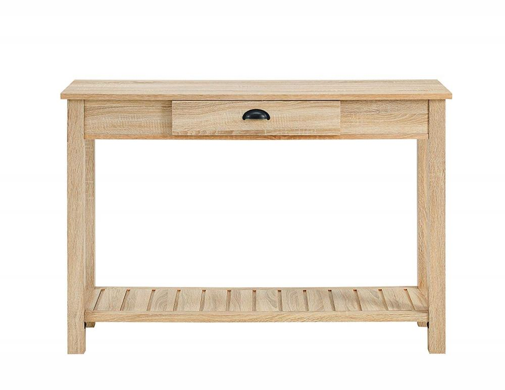 hall contemporary hallway console table